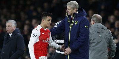 Alexis Sánchez marcó en derrota del Arsenal frente al West Bromwich