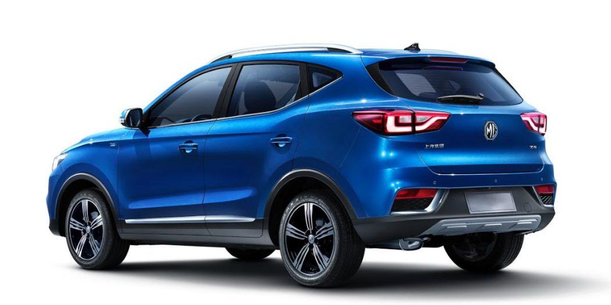 Morris Garajes comienza la venta en China su nuevo SUV ZS