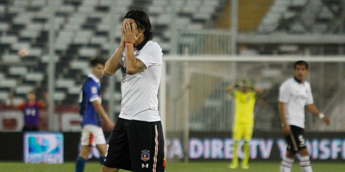 Colo Colo se enreda contra Huachipato y no logra escaparse en la cima del Clausura