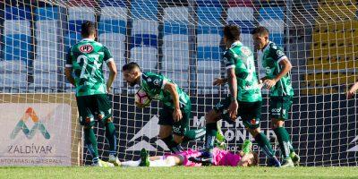 Santiago Wanderers salvó un empate en su visita a Deportes Antofagasta