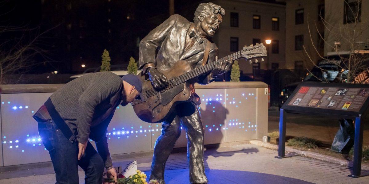 Chuck Berry: sus canciones esenciales
