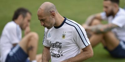 Argentina sufrió su primera baja para duelo crucial ante Chile