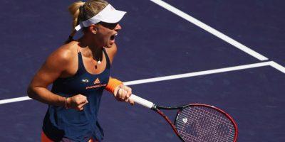 Angelique Kerber vuelve a ser la reina del tenis femenino al recuperar el Nº1
