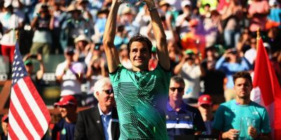 Federer trepa en el Top Ten y Jarry desbanca a Lama como el 2 de Chile