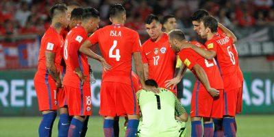 Ex seleccionado brasileño dejó a Chile fuera de los favoritos para la Confederaciones