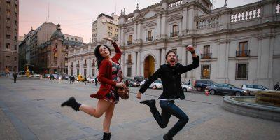 Las principales fuentes de la felicidad de los chilenos