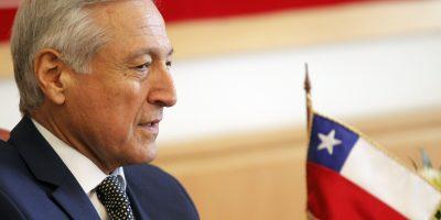 Canciller recorrió el río Silala en medio del conflicto por bolivianos detenidos