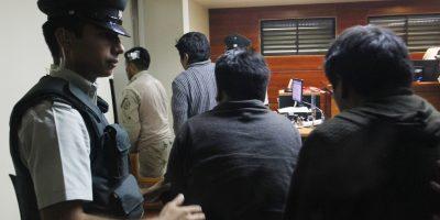 Bolivianos detenidos serían formalizados por violento asalto, porte de armas e ingreso ilegal