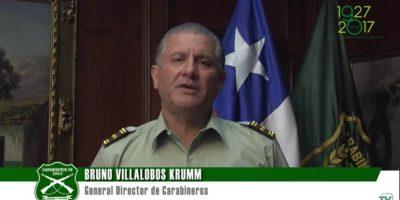 General director de Carabineros: