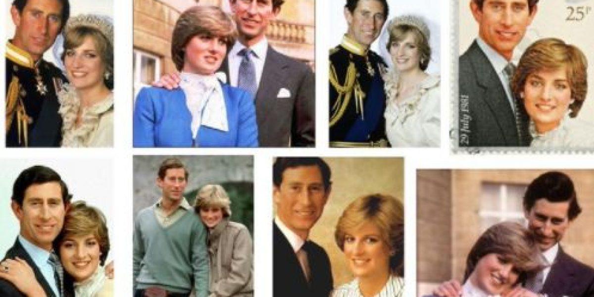 36 años duró la mentira: el increíble engaño descubierto en una foto del príncipe Carlos y de Lady Di