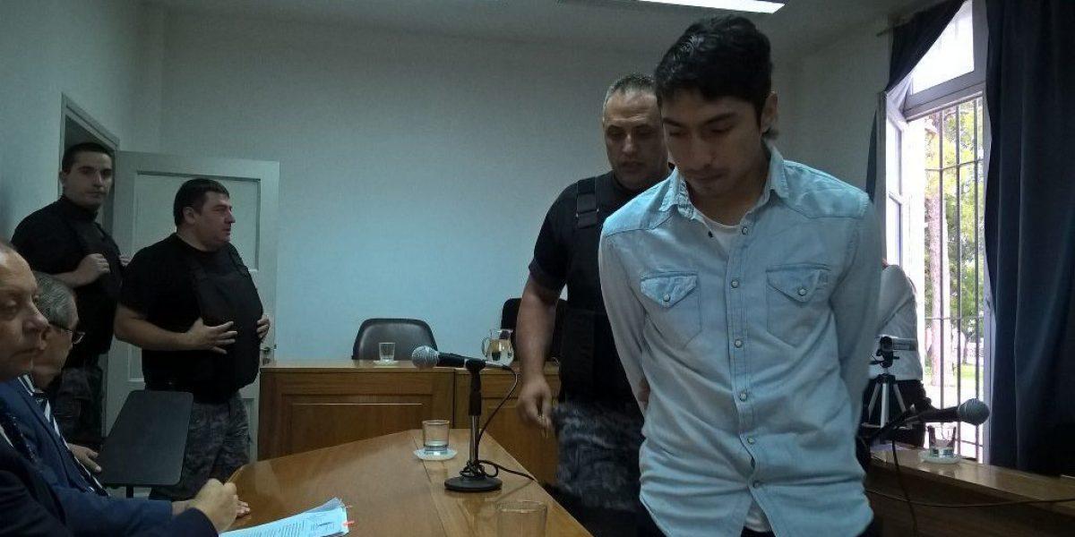 Luciano Cabral vio negada su libertad condicional y seguirá preso hasta diciembre