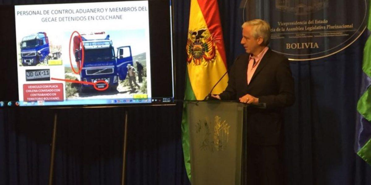 Bolivia presentará queja formal contra Chile y acusa