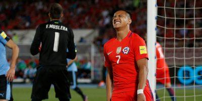 Ocho jugadores de la Roja estarán al borde de la suspensión ante Argentina