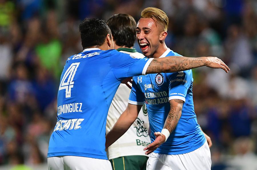 Martín Rodríguez ha tenido una rápida adaptación al fútbol mexicano / Photosport