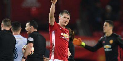 Bastian Schweinsteiger acordó su salida del Manchester United