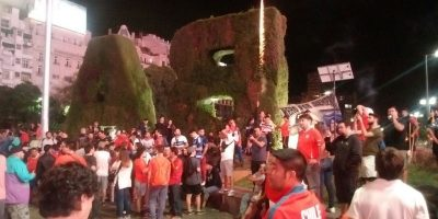 Chile buscará hacer historia ante Argentina
