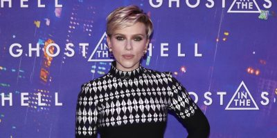Johansson responde a controversia de Ghost in the Shell