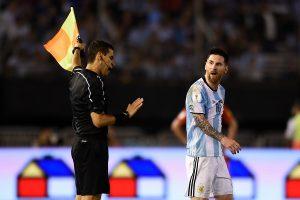 FIFA se prepara para sancionar a Messi y Argentina tras duelo con Chile