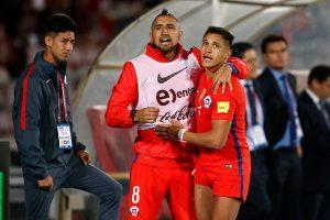 Vidal y Alexis, entre las estrellas que se están quedando sin Mundial de Rusia