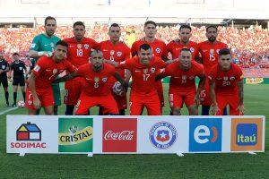 Uno a uno de Chile: Alexis puso el fútbol, Aránguiz el juego y Paredes los goles