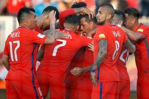 Chile cumplió la tarea, derrotó a Venezuela y dio otro paso al Mundial