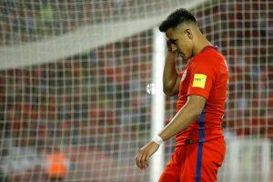 La Roja tiene más de un equipo completo al borde de la suspensión ante Paraguay