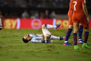 En España comentan la 'pesadilla' que vive siempre Messi con la Roja