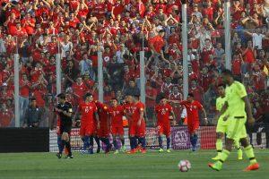 La inédita investidura que tendrá Chile si clasifica al Mundial