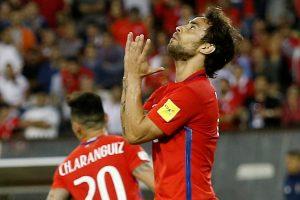 Valdivia: 'El resto de las selecciones deberían estar preocupadas de jugar con Chile'