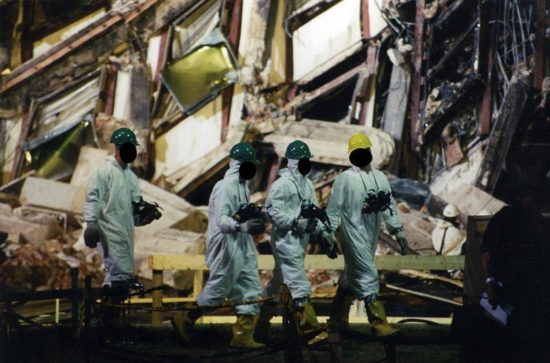 Fotos nunca antes vistas del ataque del 11 de septiembre