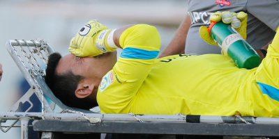 Justo Villar estará seis meses fuera de las canchas