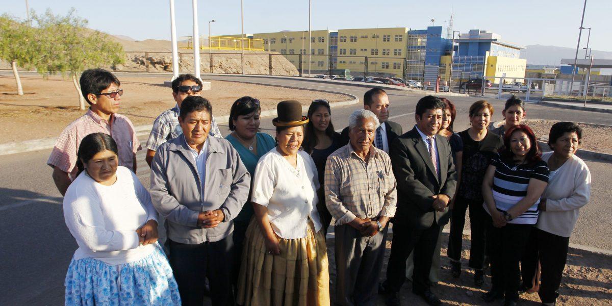 """Familiares de bolivianos detenidos: """"Ellos están tristes, pero firmes"""