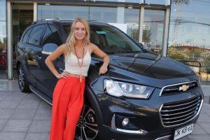 Los nuevos embajadores de las marcas de autos en Chile