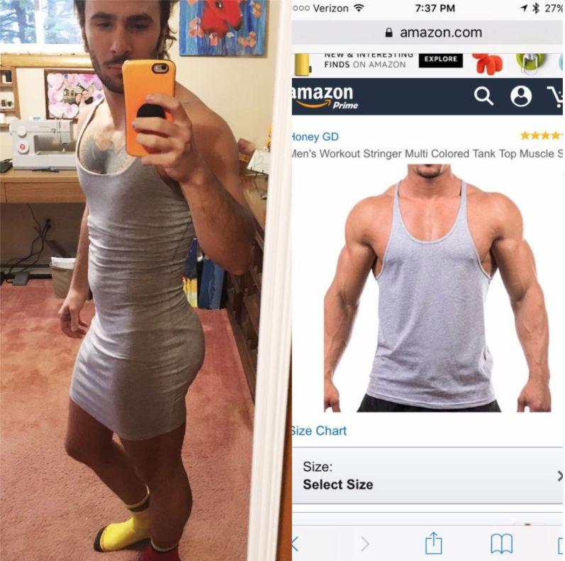 Internet Tras Ver Camiseta Por Y Shock Queda Joven En Se Compra Una pqULSGzMV