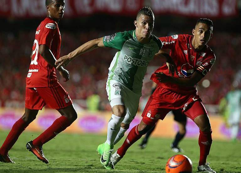 Atlético Nacional vs. América de Cali / futbolred.com