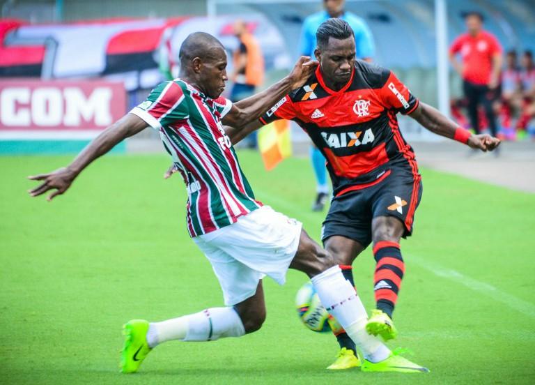 Flamengo vs. Fluminense / Staff Images - Flamengo