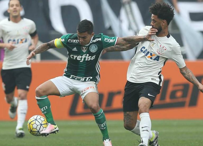 Palmeiras vs. Corinthians / Cesar Greco - Palmeiras