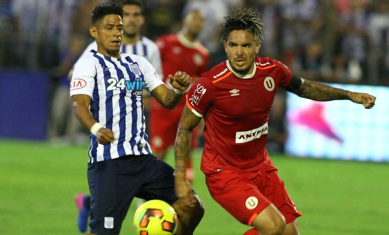 Alianza Lima vs. Universitario / libero.pe
