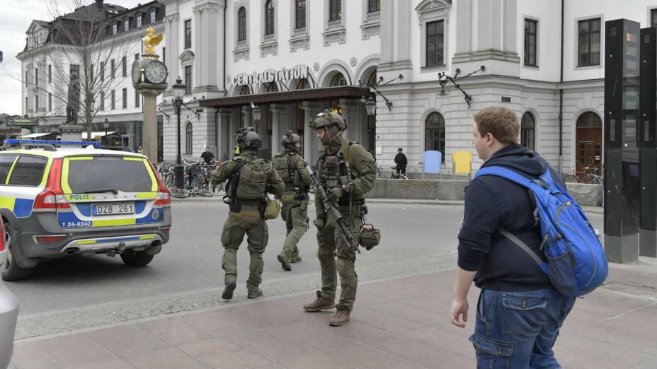 Autor del atentado lamenta haber atropellado a