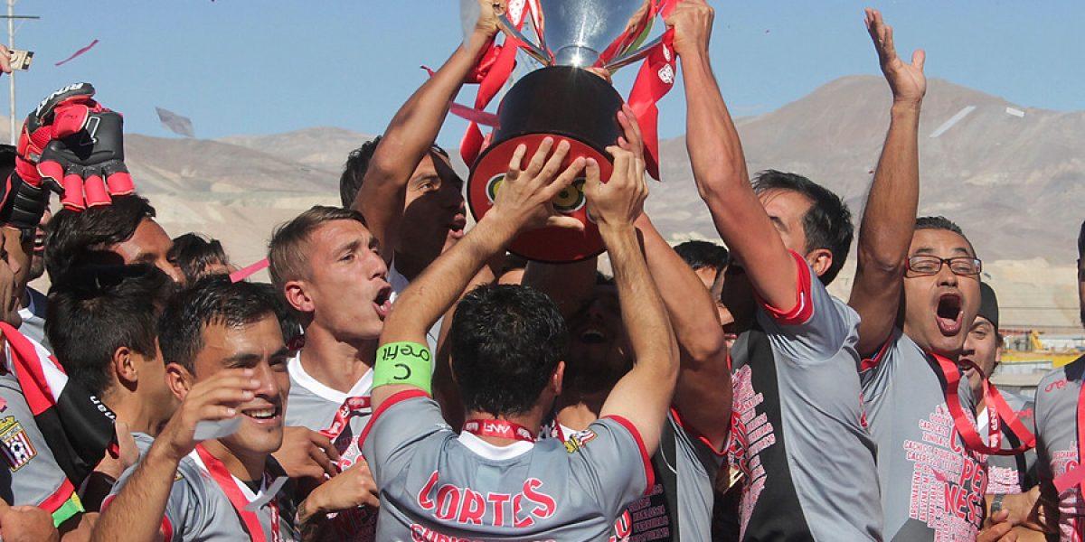 La lucha de Curicó Unido, el Club Social y Deportivo que vence a las S.A.