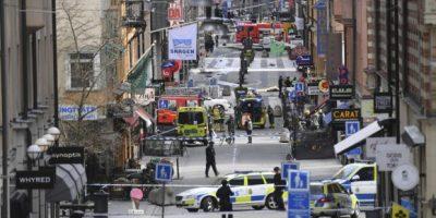 Terrorista de Estocolmo anunció el atentado un día antes