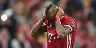 Penal errado por Vidal le costó carísimo al Bayern Munich ante Real Madrid por Champions