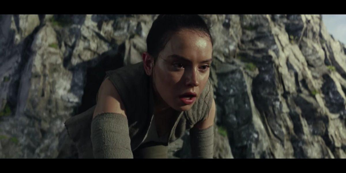 """Así es el primer trailer de """"Star Wars: The Last Jedi"""""""