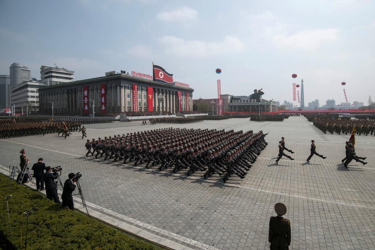 EEUU califica de 'provocación' el ensayo de misiles norcoreano