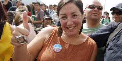 Partido Humanista proclamó a Beatriz Sánchez como su abanderada presidencial