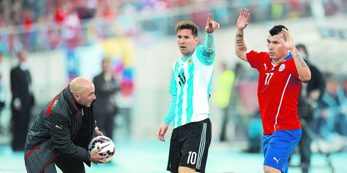 Si Sampaoli llega a Argentina, agárrense
