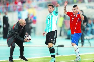 Columna: Si Sampaoli llega a Argentina, agárrense