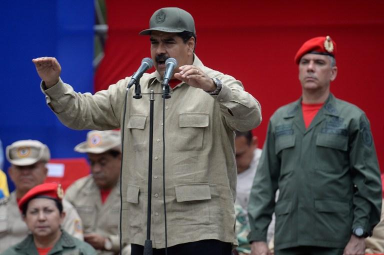 Venezuela ha cumplido todos sus — Maduro