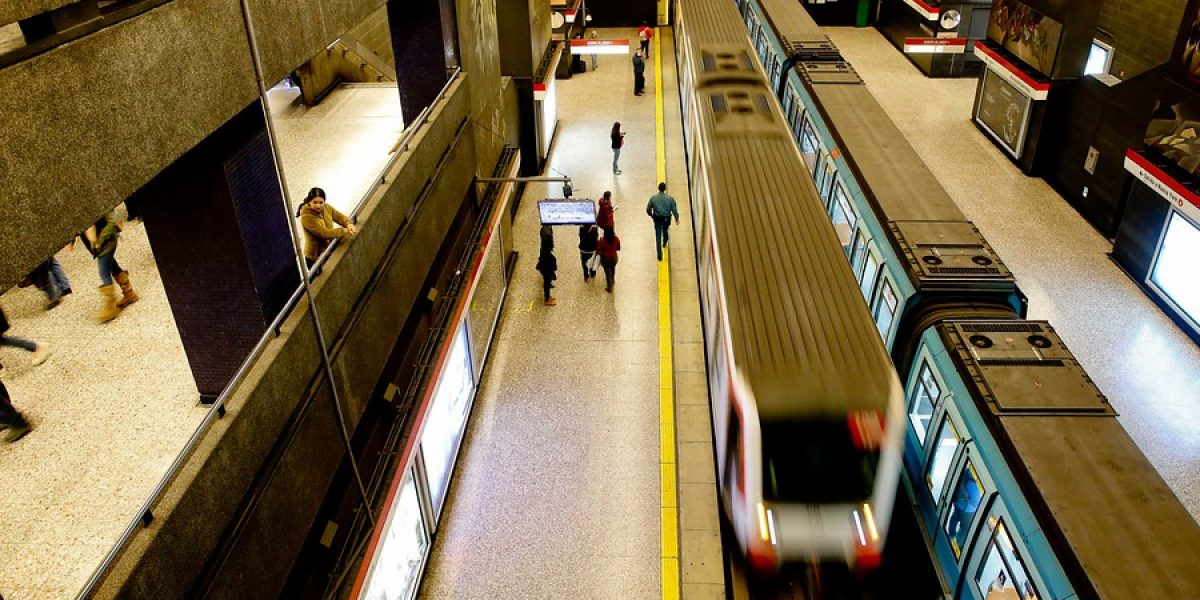En estas estaciones de Metro están los arriendos más baratos