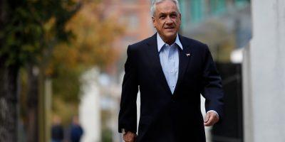 Sebastián Piñera muestra disposición para ir a primarias